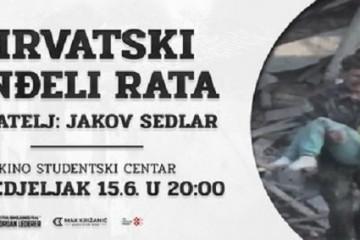 (VIDEO) Večeras u Zagrebu premijera filma Jakova Sedlara 'Hrvatski anđeli rata' – o djeci stradaloj u Domovinskom ratu