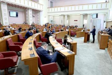 Zlata Đurđević nije dobila podršku Sabora, 81 zastupnik glasao protiv