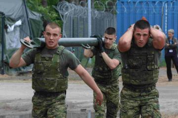 SVAKA ČAST Hrvatski vojnici pobijedili na natjecanju desetina u Poljskoj