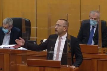 Zekanović: Suverenisti neće podržati nijednog Milanovićevog kandidata za Vrhovni sud
