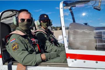 ZAPOČELA LETAČKA OBUKA: Veliki dan za buduće vojne pilote Hrvatskog ratnog zrakoplovstva