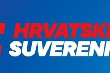 OSNOVANA STRANKA 'HRVATSKI SUVERENISTI'!