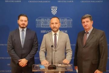 Hrvatski suverenisti traže referendum o uvođenju eura