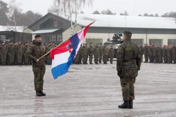 MORH: Tri pripadnika 2. hrvatskog kontingenta u Litvi pozitivna na koronavirus