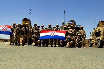 Vlada po 105 vojnika HV-a u Afganistan šalje zrakoplov Croatia Airlinesa