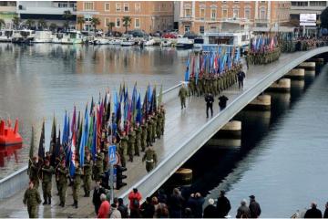 22. siječnja 1993. Maslenica – Hrvatska vojska povezala prepolovljenu Hrvatsku!