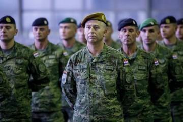 Hrvatski vojnici vratili se iz Afganistana