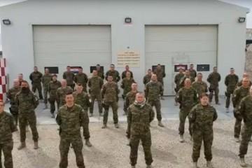 HRVATSKI VOJNICI U AFGANISTANU PROSLAVILI USKRS Pogledajte uskršnju čestitku koju su poslali obiteljima u Hrvatskoj