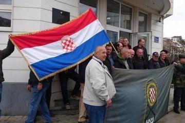 Veteranima HVO-a kazne od 700 i 800 KM zbog blokade Bijače