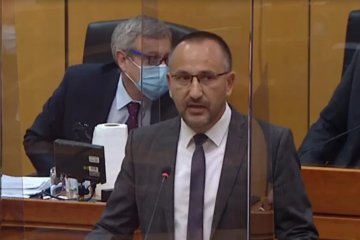 Hrvoje Zekanović: Poruka predsjedniku i njemu sličnima