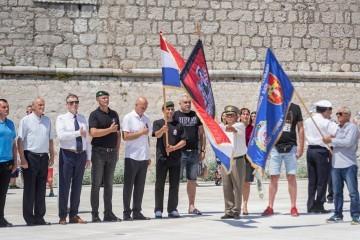 Svečano obilježena 30. obljetnica osnutka 113. brigade: 'Mi smo stvarali tebe i ti nas, do kraja života ostaješ u našim srcima'