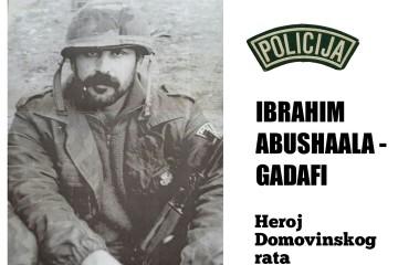 IBRAHIM ABUSHAALA - GADAFI - in memoriam