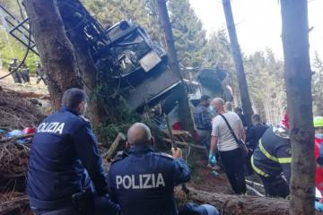Trojica uhićena nakon pada žičare u Italiji: Otkriveno kako je došlo do tragedije