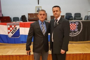 HSP PRIOPĆENJE: Ivan Iličić izabran za predsjednika Podružnice HSP-a Novi Zagreb – zapad!
