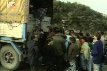 16. listopada 1991. Masovni progon Hrvata s područja Srijema – je li itko osuđen za to?