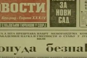 7 velikosrpskih memoranduma od Karadžića i Garašanina do danas – mržnja i negiranje postojanja Hrvata