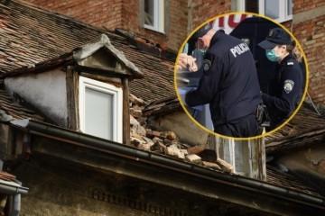 Lopovi su krenuli pljačkati napuštene zgrade u Zagrebu. U jednoj kod Kvatrića provalili su u četiri od ukupno osam stanova