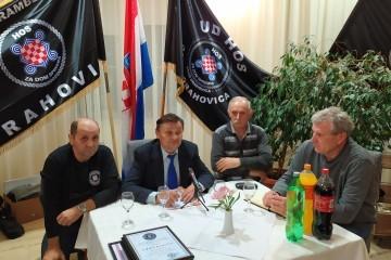 U Orahovici je održana prva Redovna Izvještajna Skupština UDHOS - ORAHOVICA
