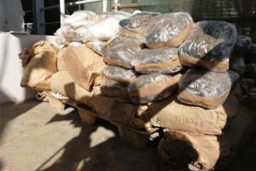 (FOTO) U Našicama spaljeno više od šest tona droge