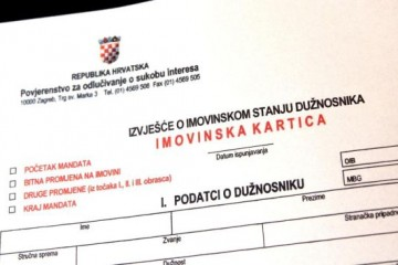Mladen Pavković: Imovinske kartice su izmišljene da nitko za ništa ne odgovara
