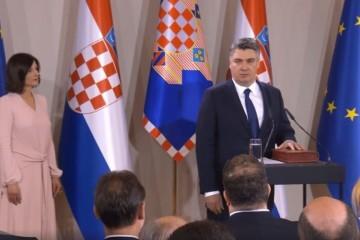 Ivica Šola: Rat nije gotov, inauguracija je bila objava Milanovićeva nastavka rata protiv hrvatskih simbola