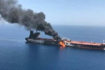 Teroristički napad? Eksplozija na iranskom tankeru kod saudijske luke