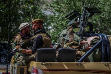 BORCI ISLAMSKE DRŽAVE NAPALI TALIBANE U AFGANISTANU! Uslijedio je žestok odogovor