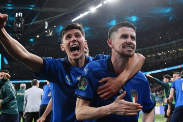 Kakva drama na Wembleyu! Italija nakon penala izborila finale Eura!