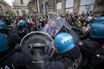 Italija na nogama zbog radikalne odluke Vlade – nitko ne može na posao bez COVID potvrde ili negativnog testa
