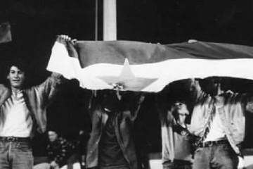 Na današnji dan 1990. godine Torcida na Poljudu zapalila 'jugoslavensku' zastavu (VIDEO)