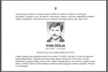 Posljednji pozdrav ratniku - Ivan Džaja