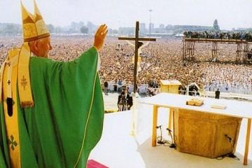10. rujna 1994.g. - Papa Ivan Pavao II. prvi je put posjetio Hrvatsku