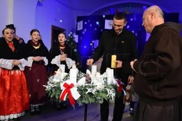 Započele 22. Vukovarske adventske svečanosti