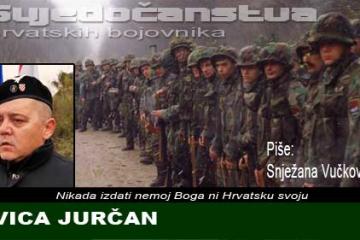 IVICA JURČAN (HOS): Proboj od Bogdanovaca prema Vinkovcima i Nuštru