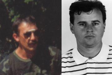 UHB RH: 30 godina od pogibije Ivice Kolar i Pere Juriša, polaganje vijenca na Gradskom groblju Đurđevac