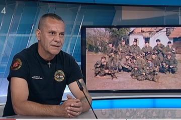 Zapovjednik Crnih mambi Šafarić: Srce me vuklo zaštititi svoj narod od malih nogu