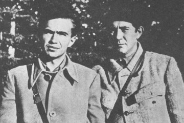 31. svibnja 1945. Milovan Đilas partizanima daje upute : 'Mržnja bez milosti prema njima, to je tvoj program i tvoja zakletva'