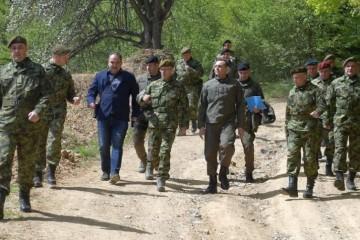 Jake snage MUP-a odbacile čergu preko Dunava