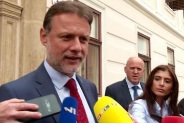 Jandroković: Spremni smo za razgovore oko stavova HNS-a i na sve opcije