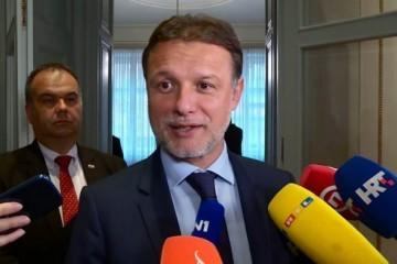 Jandroković najavio tužbu protiv Bernardića jer ga je nazvao rektalnim alpinistom