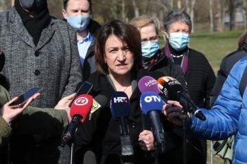 Jelena Pavičić Vukičević nova je predsjednica Bandić Milan - Stranke rada i solidarnosti