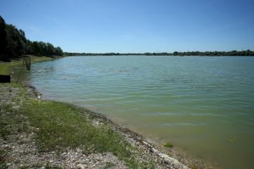 Pronađeno tijelo na jezeru