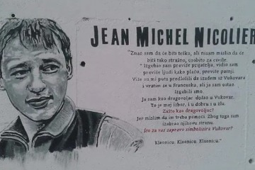 Na današnji dan 1. srpnja 1966. godine rodio se Jean Michel Nicolier vukovarski heroj i mučenik sa Ovčare