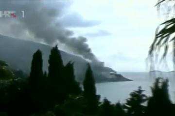 Na današnji dan 1991. Napad na Split i pomorska bitka između HRM i 'JRM'