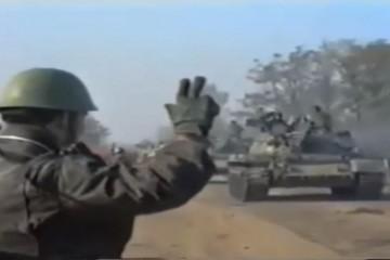 U Novome Sadu otkrivanje spomen ploče ratnom zločincu, zapovjedniku napada na Vukovar general-majoru Mladenu Bratiću