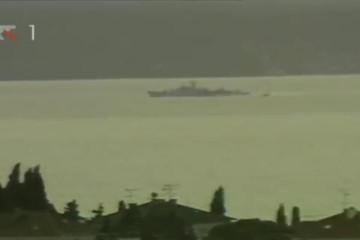 Na današnji dan 1991 – Napad na Split i pomorska bitka između HRM i 'JRM'