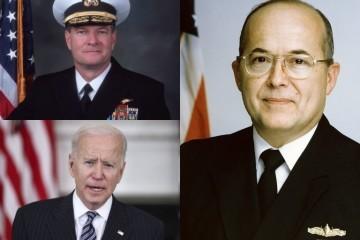 Više od 120 umirovljenih američkih generala i admirala: Biden zbog zdravlja ne može vladati, bilo je izborne prijevare