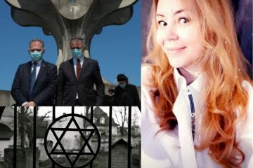 Jonjić: Politička sponzoruša Pupi o antisemitizmu mudruje. Umislio da je Židov, a ne Srbin