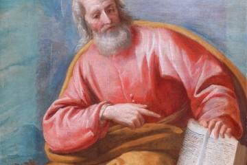 25. travnja sveti Marko – pisac prvog i najkraćeg evanđelja u Bibliji