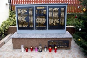 DA SE NE ZABORAVI srpski zločin i pokolj u Joševici, 16. prosinca 1991…